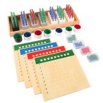 Division with Racks and Tubes / Long Division